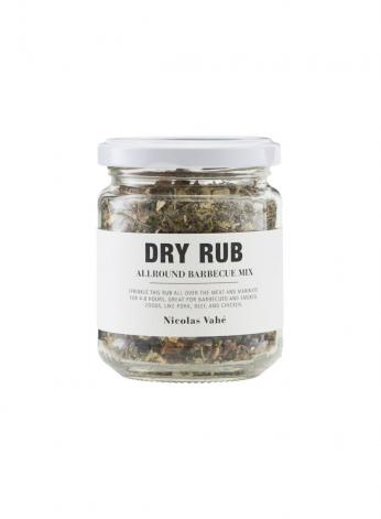 NICOLAS VAHÉ - Nicolas Vahé, Dry Rub, Allround Barbecue Mix, 75g.